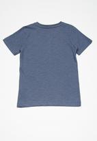 name it - Anders top - blue