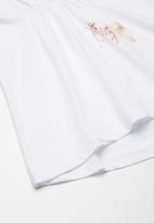 name it - Arola tunic - white