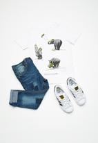 name it - Allo top - white