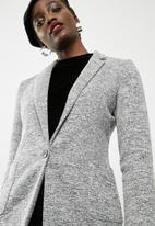 ONLY - Story mel blazer jacket - grey