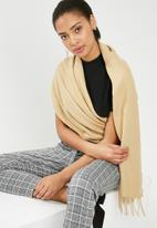 ONLY - Anna weaved scarf - beige