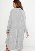 Cotton On - Super soft cardigan - grey