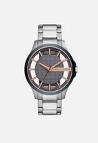 Armani Exchange - Hampton - silver