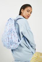 Converse - Go backpack flamingos - blue