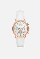 Armani Exchange - Lady Banks - white