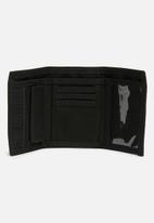 Vans - Slipped wallet - black & grey