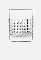 Luigi Bormioli - Elixir tumbler - set of 4