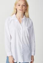 Cotton On - Monique shirt - white