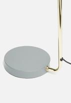 Sixth Floor - Vita table lamp - peppermint