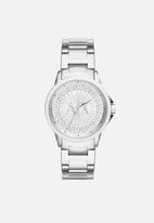Armani Exchange - Lady Banks - silver