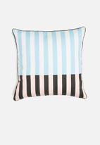 Sixth Floor - Analogue cushion cover - multi