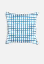 Sixth Floor - Electric cushion cover - multi