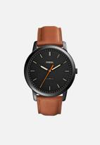 Fossil - Minimalist - brown