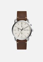 Fossil - Commuter - brown