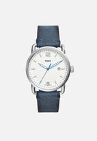 Fossil - The Commuter - blue