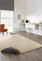 Sixth Floor - Shaggy feel rug - natural