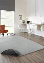 Sixth Floor - Shaggy feel rug - grey