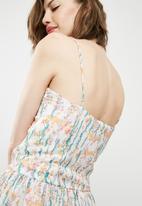 Vero Moda - Lumerie maxi dress - multi
