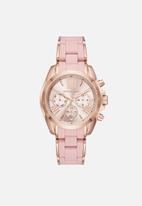 Michael Kors - Bradshaw - pink & rose gold