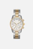 Michael Kors - Ritz - gold & silver