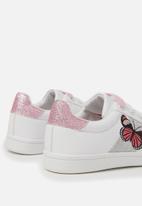 Cotton On - Kids girls tibi sneakers - white