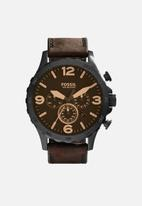 Fossil - Nate - brown