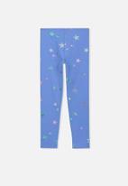 Cotton On - Kids huggies tights - blue