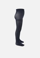 Cotton On - Kids opaque tights - navy