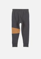 Cotton On - Kids Lewis trackpants - grey