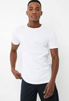 Superbalist - Crew neck tee - white