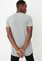Superbalist - Curved hem tee 3 pack - multi