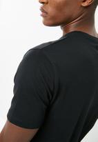 Superbalist - Crew neck tee - black