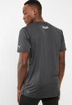 PUMA - Nightcat short sleeve tee - black