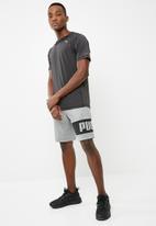 PUMA - Speed short sleeve tee - black