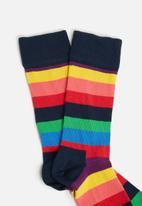 Happy Socks - Stripe socks - multi