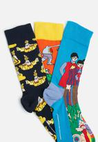 Happy Socks - The beatles box set - multi