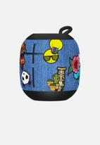 Ultimate Ears - Wonderboom portable speaker - patches