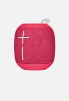Ultimate Ears - Wonderboom portable speaker - raspberry