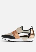 Steve Madden - Arctic sneaker - rose gold