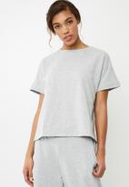 Noisy May - Sara top - grey