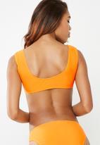 Vero Moda - Soda top - orange
