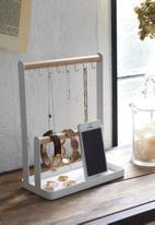 Yamazaki - Tosca accessory stand - white