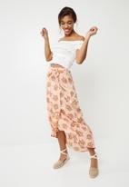 Vero Moda - Eavis skirt - multi