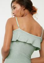 Vero Moda - Anne bodysuit - green