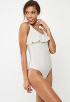 Vero Moda - Anne bodysuit - neutral