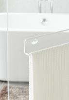 Yamazaki - Tower wall towel hanger - white