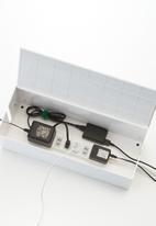 Yamazaki - Web cable box - white