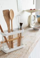 Yamazaki - Tosca kitchen tool stand - white