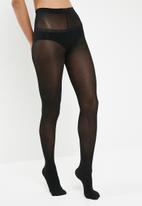 Falke - 50 matt tights - black