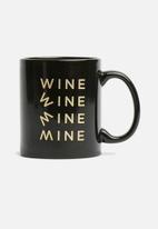 Typo - Anytime mug - black